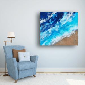 Resin Paintings